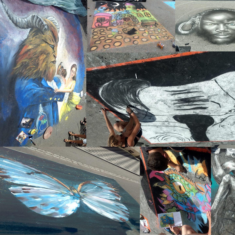 Street Art in Blumberg, Zeitlose überall